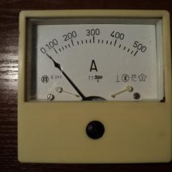 Часовник - Електромер - Ампермер - Волтмер
