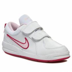Намалени  Детски маратонки Nike Pico Бяло Розово
