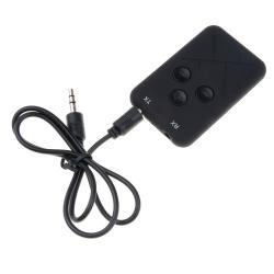 2 в 1 безжичен bluetooth блутут аудио приемник и предавател