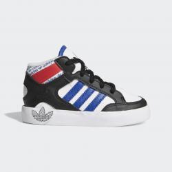 Намаление  Бебешки спортни обувки Adidas Hard Court Бяло