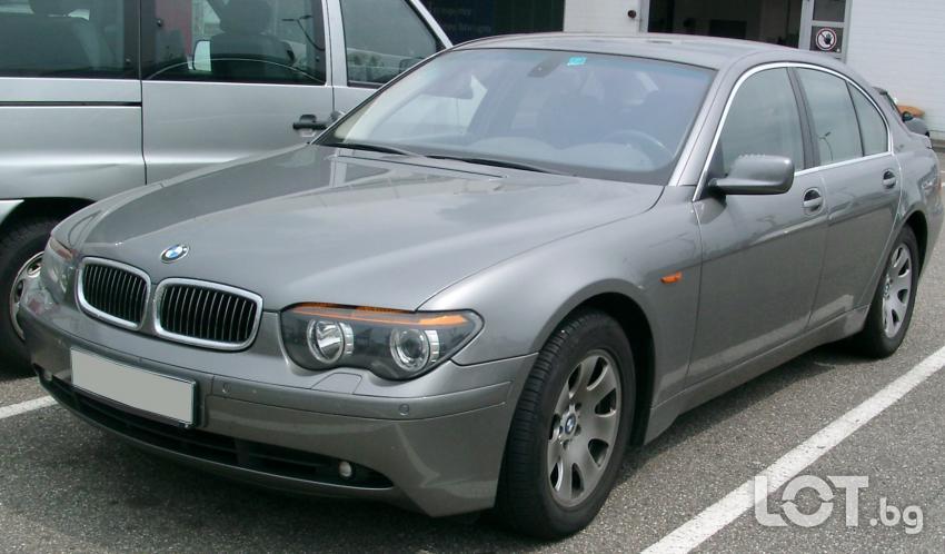 BMW 730 2003г. 188000 км 15 лв.