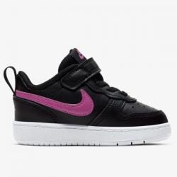 Намаление  Бебешки спортни обувки Nike Court Borough Черно