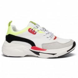 Намаление  Мъжки спортни обувки Pepe Jeans Sinyu Бяло