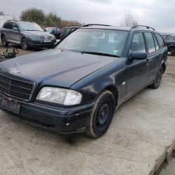 Mercedes-Benz C200, 1996г., 182000 км, 124 лв.