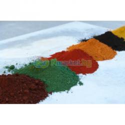 Боя, оцветител, оксидна боя, боя за бетон