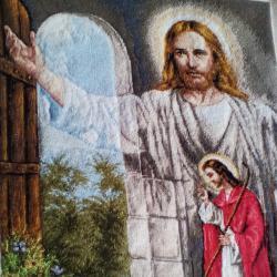 Гоблен врата към рая