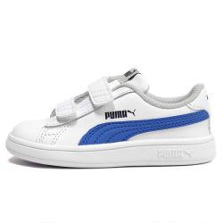 Детски спортни обувки Puma Smash Бяло