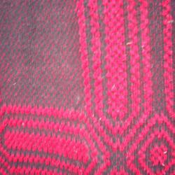 От сандъка на баба - тъкана покривка за легло