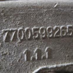 Конзола хидравлична помпа 7700599265 Рено 19 Reno 19