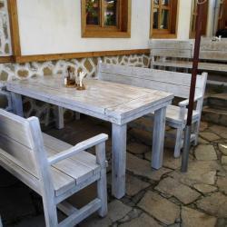 Маси и пейки, столове за заведения. Промоция