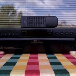 JVC Xl-f216 Compact Disc Player