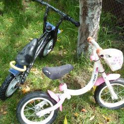 Детски колела за баланс