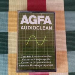 Agfa audioclean cassette