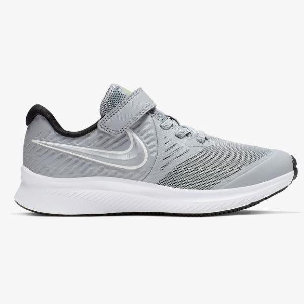 Намаление Детски спортни обувки Nike Star Runner Сиво