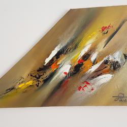 Абстрактна картина F18