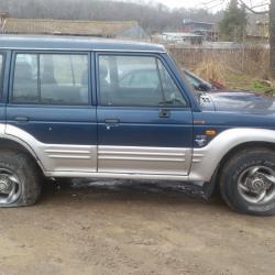 Hyundai Galloper, 2001г., Дизелов, 180000 км