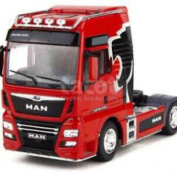 Моделче на MAN TGX XXL Lion, в мащаб 1 43