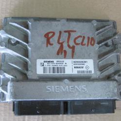 Компютър EMS 3132 Siemens S110140002a Рено Клио 8200326380