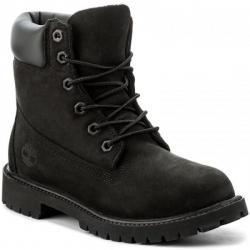 Намалени  Зимни обувки боти Timberland Premium Waterproof Черно