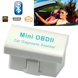 Акция Obdii Mini Bluetooth диагностичен скенер бонус