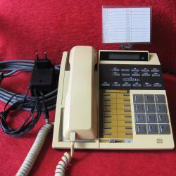 Продавам телефон обслужващ 2 телефонни линии, модел  -  Multiphone  - ..