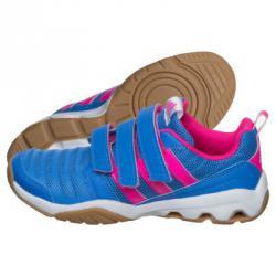 Ликвидация  Детски маратонки Adidas Gymplus Синьо Розово