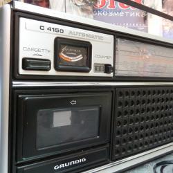 Радиокасетофон Grundig
