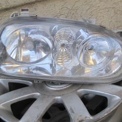 Кристален фар за Голф 3 VW Golf 3