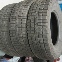 3бр Зимни гуми за джип 245 70r16 107h Riga Gomme, Цена за брой