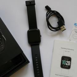 Смарт часовник - Willful, модел Id205l - подарък за мъже