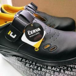 Работни сандали Raven ESD S1 SRC sandal black 44 ADR