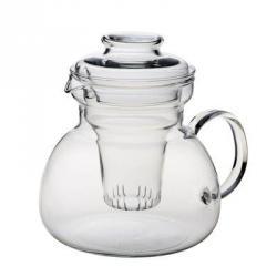 Кана в комплект със стъклена цедка и вместимост 1.5 л. Simax