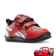 Детски маратонки Reebok Cars Червени 22 номер