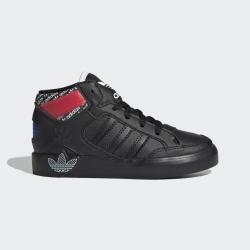 Намаление  Бебешки спортни обувки Adidas Hard Court Черно