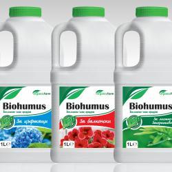 Течен Биотор Biohumus Промоция 1 л. - 9.85 лв.  0.3л. - 3,99 лв.