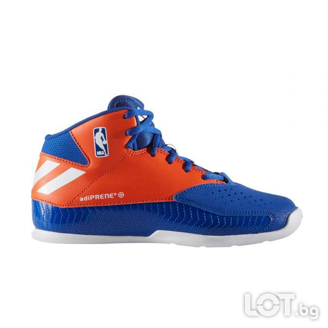 Намаление Баскетболни спортни обувки Adidas NXT LVL SPD V NBA Синьо Ор