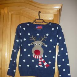 Сладко пуловерче от Англия