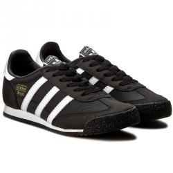 Спортни обувки Adidas Dragon Черно Бяло