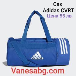 Спортен сак Adidas Cvrt син
