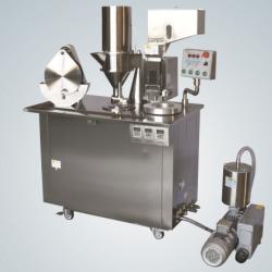 Полуавтоматична машина за пълнене на капсули