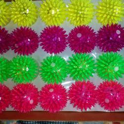Светещи бодливи силиконови топки