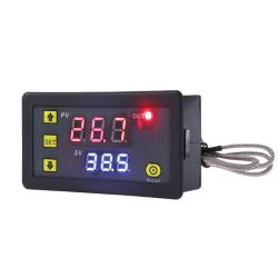 220v AC цифров температурен контролер -60  500 градуса K-тип M6 сензо