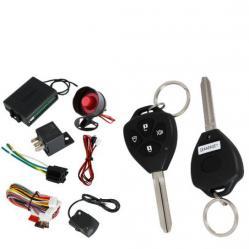 Автоаларма имобилайзер централно заключване, модел G10 G2183