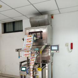 Автоматична вертикална пакетираща машина