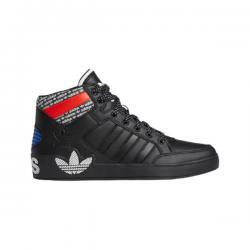 Намаление  Мъжки високи спортни обувки Adidas Hard Court Черно