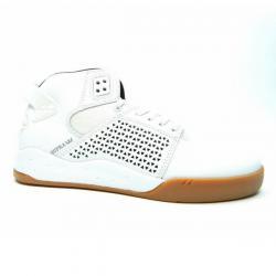 Намаление  Спортни високи обувки Supra Skytop Бяло