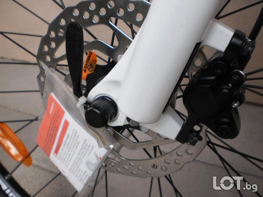 0acf371933c Продавам колела внос от Германия МТВ велосипед Brave PMS 1 - 27.5 ц.., гр.  Пловдив - LOT.bg