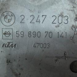 Маслоохладител 2247203  2 247 203 БМВ Е46 BMW E46 2,0td
