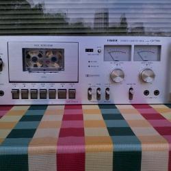 Fisher Cr-7000 Cassette ДЕК