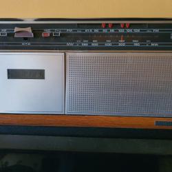 Philips Radio Cassette Player Recorder Vintage